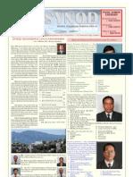 Synod Bulletin 10 December 2009