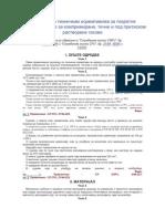 Правилник о Техничким Нормативима За Покретне Затворене Судове За Компримиране Течне и Под Притиском Растворене Гасове
