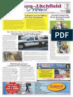Hudson~Litchfield News 9-12-2014