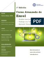 Cartel Excel Avanzado Final