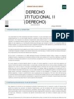 Guía Constitucional II