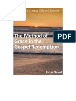 The Method of Grace in the Gospel of Redemption