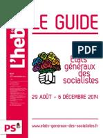 Hebdo n° 742 - Le guide des Etats généraux