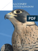 Falconry sau soimarit in UK