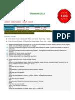December 2014 Umrah Group