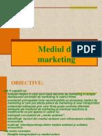Mediul de Marketing