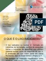 Lixo radioativo (1)