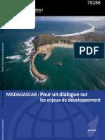 Banque Mondiale Rapport Madagascar