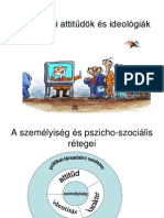 4.. Politikai attitűdök és ideológiák.pps