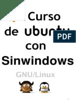 Curso de Ubuntu por Sinwindows v2.0