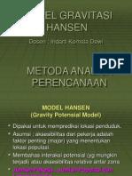 Model Hansen
