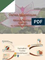 Cartes Heuristiques - Usages en Contextes Universitaires