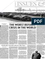 The Worst Refugee Crisis in the World