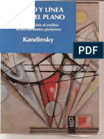 Vassily Kandinsky Punto y Linea Sobre Plano