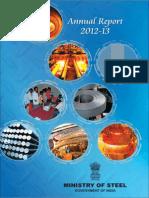 Steel industry 2013 report