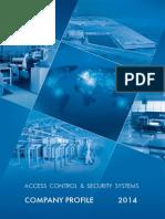 PERCo Company Profile (1.40 MB)