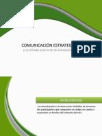 Comunicación estratégica