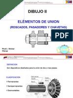 Elementos de Union Roscados Pasadores y Chavetas)