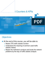 Gbo_029_e1_1 Zte Gsm Counters & Kpis