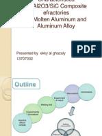 Presentasi Alumina Silicon Carbide Ekky