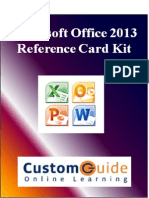 MS Office Card Kit