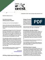 Lfpr Newsletter Fall 2014