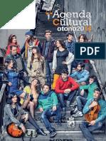 Agenda Cultural Otono 2014
