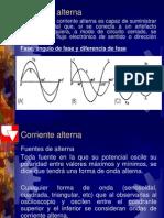 Corriente Alterna y Analisis Fasorial