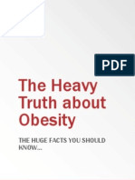 The Heavy Truth About Obesity in the UK
