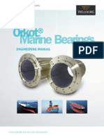 Orkot Marine Bearings Engineering Manual