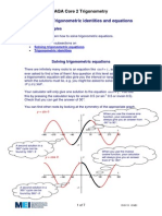 Identities & Equations