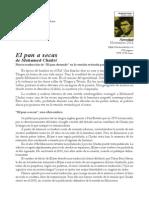 Prensa_el Pan a Secas