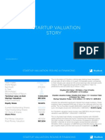 BlueBook - A Startup Valuation Story