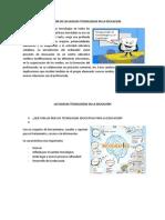 Aplicacion Tecnologica de La Tecnología en La Educacion (1)