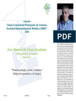 Nanotecnologia Libro Premio JGPA SIBI 2010