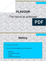 Flavour Technology
