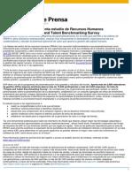 SAP-Survey Benchmarking SuccessConnect