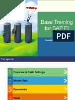 81818903 SAP FI Overview