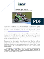 Linear Assicurazioni Sponsor MotoGP Misano
