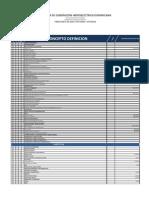 Presupuesto 2015 Complejo Monción