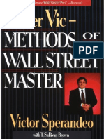Sperandeo, Victor - Trader Vic - Methods of a Wall Street Master