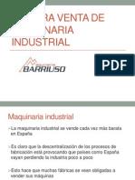 Compra Venta de Maquinaria Industrial