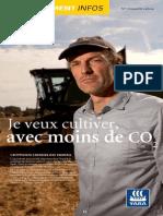 Empreinte Carbone _ Je Veux Cultiver Avec Moins de CO2