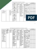 Modelos de Matrices de Unidades 2014