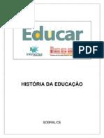 Material de Apoio - História Da Educação