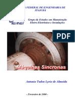 Máquinas Síncronas - Apostila EFEI