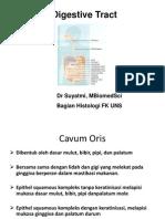 Kuliah Histologi Tractus Digestivus - Dr. Suyatmi_ MBiomedSc