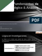 2. Fundamentos de Lógica & Análisis