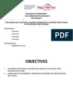 Present AE 5o1 communicative english