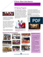 2014 Spring Prog Review -